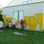 Graffiti lernen für Anfänger 2: Erste Schritte und Sprühtecknik