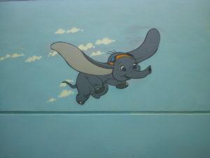 Graffitiauftrag Dumbo