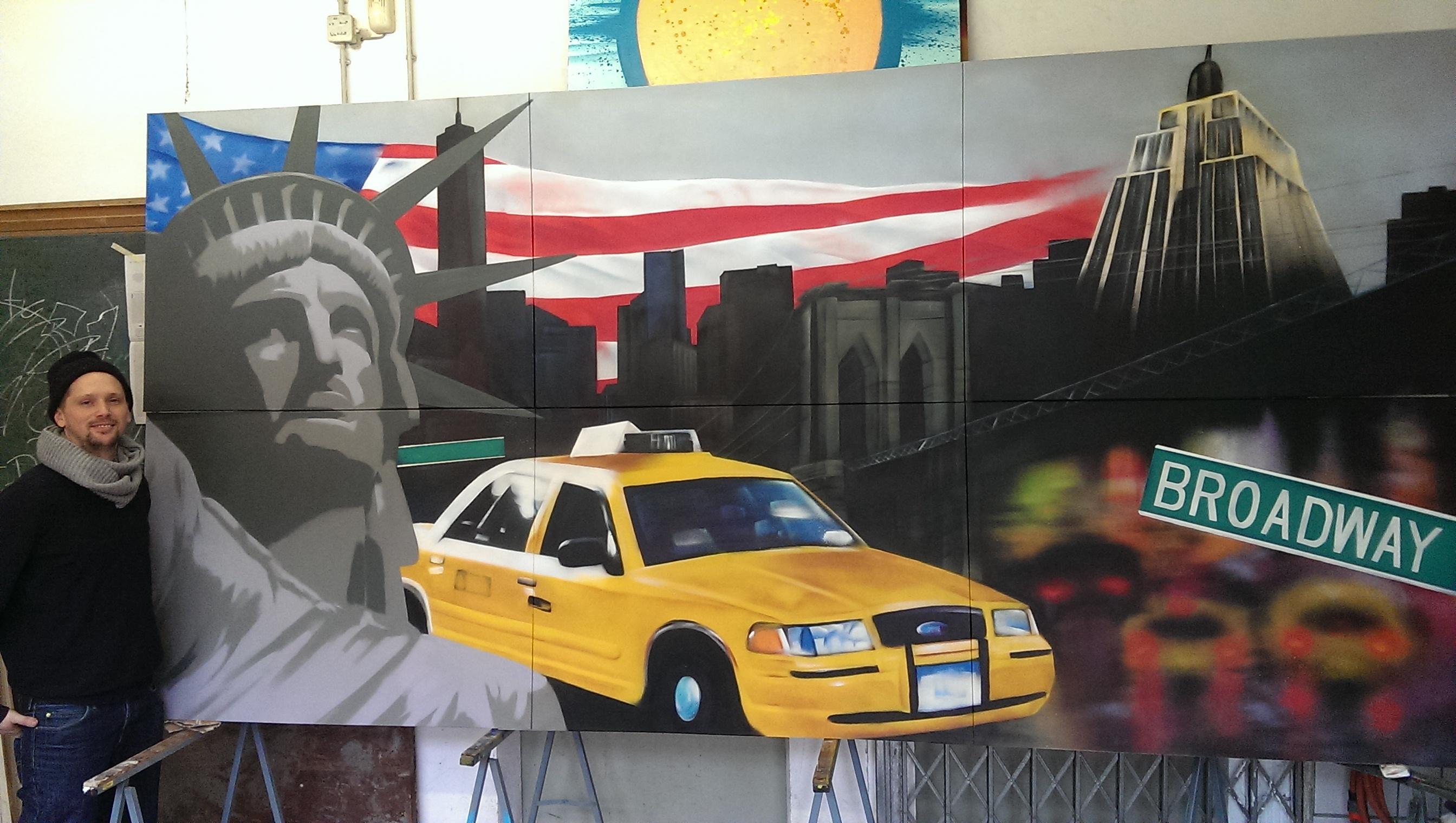 New York Atelier 2