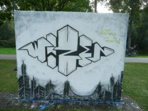 Graffiti Wizen