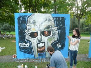 Graffiti Cike1