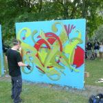 Graffiti lernen für Anfanger 3: Der Ehrenkodex