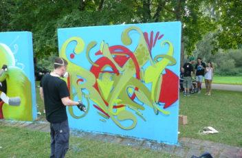 Graffiti Style 1