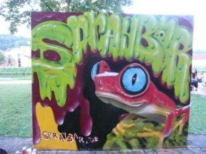 Graffiti 24H spraybar