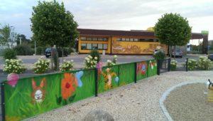 Graffitiauftrag Ebner Spielplatz back