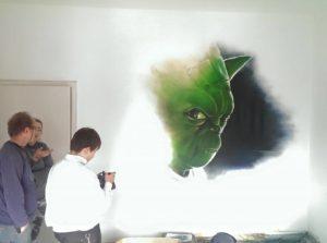 Yoda Größenvergleich