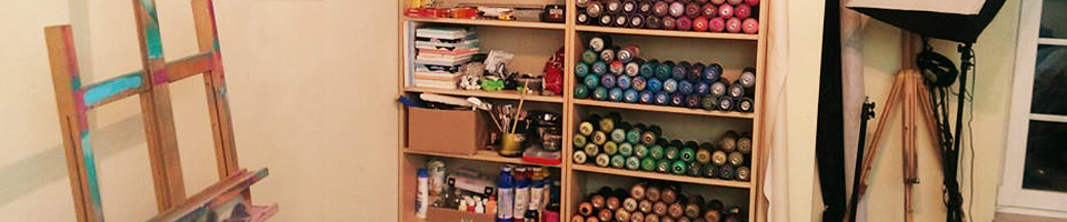Graffiti Handwerkszeug