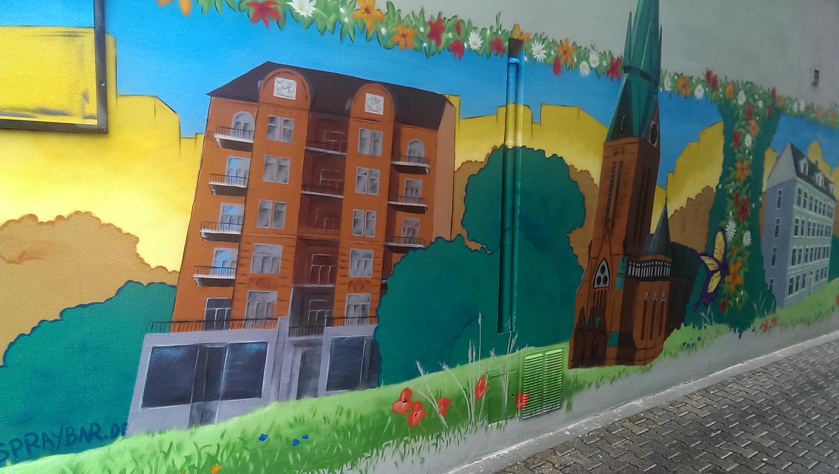 Hamburg Fruchtallee Graffiti_2