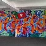 Kurzanleitung: Graffiti Buchstaben zeichnen Schritt für Schritt
