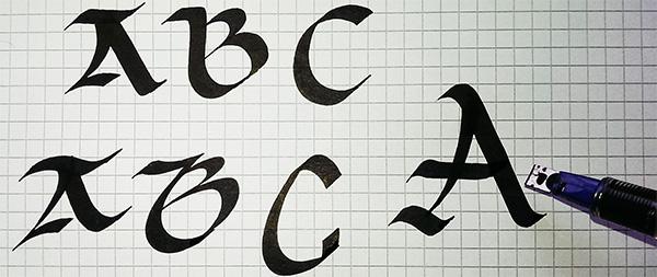 Graffiti Lernen Für Anfänger 4 Die Buchstaben Style