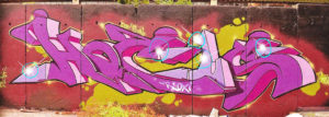 Graffiti Beispiel Highlights