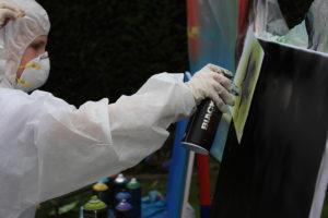 Graffiti Workshop Kindergeburtstag 3