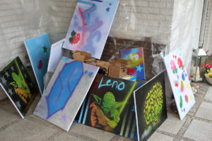 Graffiti Workshop Kindergeburtstag 5