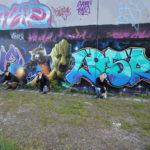 Graffiti Workshop für Fortgeschrittene