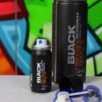 Im Test: Die kleinste Sprühdose - Montana Black 50 ml