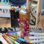 13 Geschenkideen für Graffiti Maler