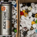 Graffiti Tipp: Caps reinigen und wiederverwenden