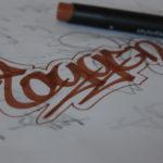 Graffiti Tutorial: Taggen für Anfänger - Tag-Alphabet