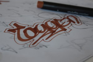 Graffiti tutorial taggen lernen