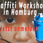Der erste offene Graffiti-Workshop von spraybar – Jetzt anmelden!